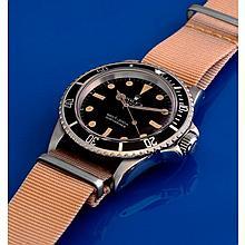 Rolex, Submariner, Ref. 5513, n° 547xxxx, vers 1978.    Une belle m