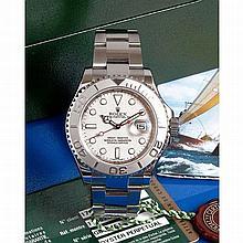 Rolex, Yatcht Master, Ref. 116622, n° G843xxx, vendue le 8 novembre 2012.