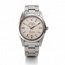 Rolex, Milgauss, Ref. 1019, n° 255xxxx, fabriquée en 1970, vendue le 20 oct