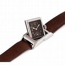 Jaeger-Lecoultre, n° 83531, vers 1930.    Une rare et belle montre