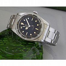 Rolex, Submariner James Bond, Ref. 5508, n° 399xxx, datée III 1958.