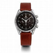 Omega, Speedmaster Pre-moon, Ref 145022, Mvt. 32855364, 1969.    Un