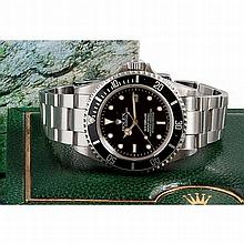 Rolex, Sea-Dweller, Ref. 16600, n° W851xxx, vers 1995 .    Montre d