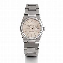 Rolex, Oysterquartz Datejust, Ref. 17000, n° 656xxxx, vers 1980.