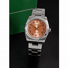 Rolex, Oyster Perpetual chronometer, Ref. 116034, n° M485xxx, vendue en oct