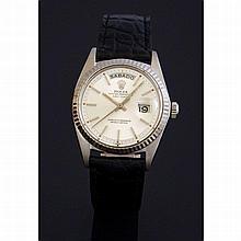 Rolex, Day-Date, Ref. 1803, n° 529xxxx, vers 1978.    Une belle mon