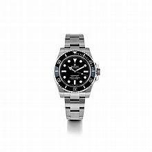 Rolex, Submariner, Ref. 114060, n° 47AQxxxx, vendue le 21 septembre 2013.