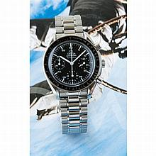 Omega Speedmaster Reduced, Ref. 351050, n° 56842355, vers 2005.