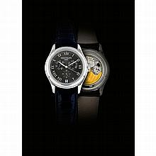 Patek Philippe, Quantième annuel, Ref. 5035G 017, n° 419xxxx, Mvt 313xxxx, vendue le 2 septembre 2005.