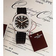 Patek Philippe, Aquanaut, Ref. 5065, n° 413xxxx, vendue le 20 janvier 2004.