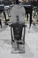 AR500-TARGET HEAVY DUTY METAL SWING TARGET