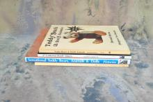 Lot of 4 Steiff books`