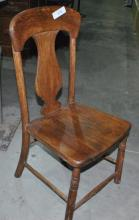 SOLID WOOD CHILDS CHAIR
