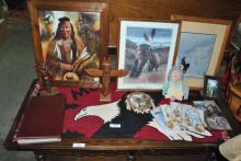 LARGE NATIVE AMERICAN LOT