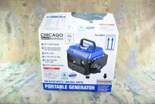 900 watt portable generator by Chicago Electric