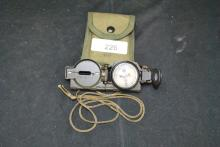 US MILITARY COMPASS MAGNETIC