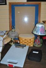 2 DECOR DESK LAMPS