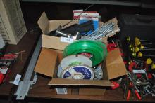 LARGE LOT OF MISC GARDEN SUPPLIES