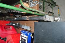 LARGE 5 FT EXTENSION HITCH BAR