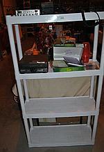 3 SHELF GARAGE, KITCHEN,CLOSEST MULTI USE SHELF