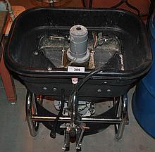 SPYKER ATV PORTABLE MOUNTED MULCH-N-MORE