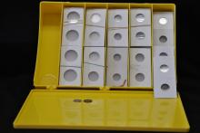 Large case of Coin Protectors