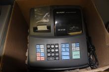 Sharp Electronic Cash Register/Management System Model XE-A106