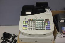 Royal Alpha 583CX Electronic Alpha Numeric, Cash Management System, 1,000 PLUS & 99 Departments