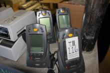 (4) Symbol bar code scanner Model LS-9100-400BA