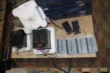 (2)  Batteries, power sonic model PS-670