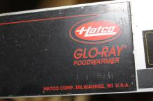 (3)Hatco Glo-Ray Food Warmers- Heat Towers  Model GRAHL-84D