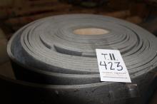 Roll of rubber matting, anti fatigue