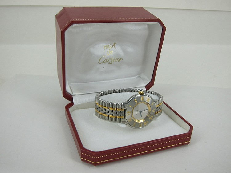 CARTIER LADIES WRISTWATCH