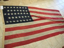 1870 38 STAR FLAG BY AMERICAN DESIGN 87X50