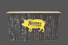 Country Bar w/ Shiner Beer Advertising 45