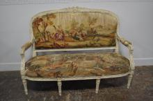 French Settee 45 3/4