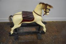 Early Child's Rocking Horse 40
