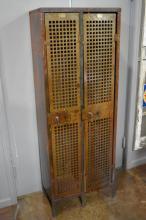 Metal Double Locker 66