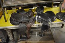 Child's Saddle X-2
