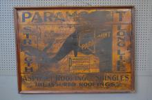 Paramount Sign metal
