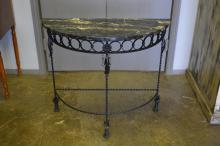 Demi-Lume Marble Top Table