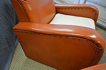 Mid Century Modern Chair X2