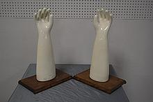 Industrial Glove Mold X2.