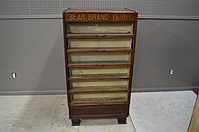 Yarn Cabinet X2                                                                                                                                       52 1/4
