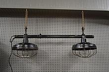 Industrial Hanging Light X2                                                                                                                                       43