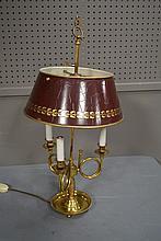 Tole Lamp 27