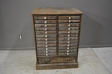 Country Store Drawer Unit 40