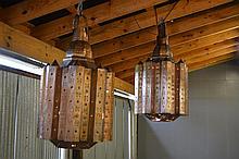 Metal Lantern X-2