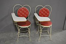 Ice Cream Parlor Chair X-2
