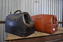 2 Piece Doctor Bag Lot